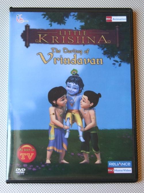 Little Krishna - The Darling of Vrindavan (Animated TV Series)