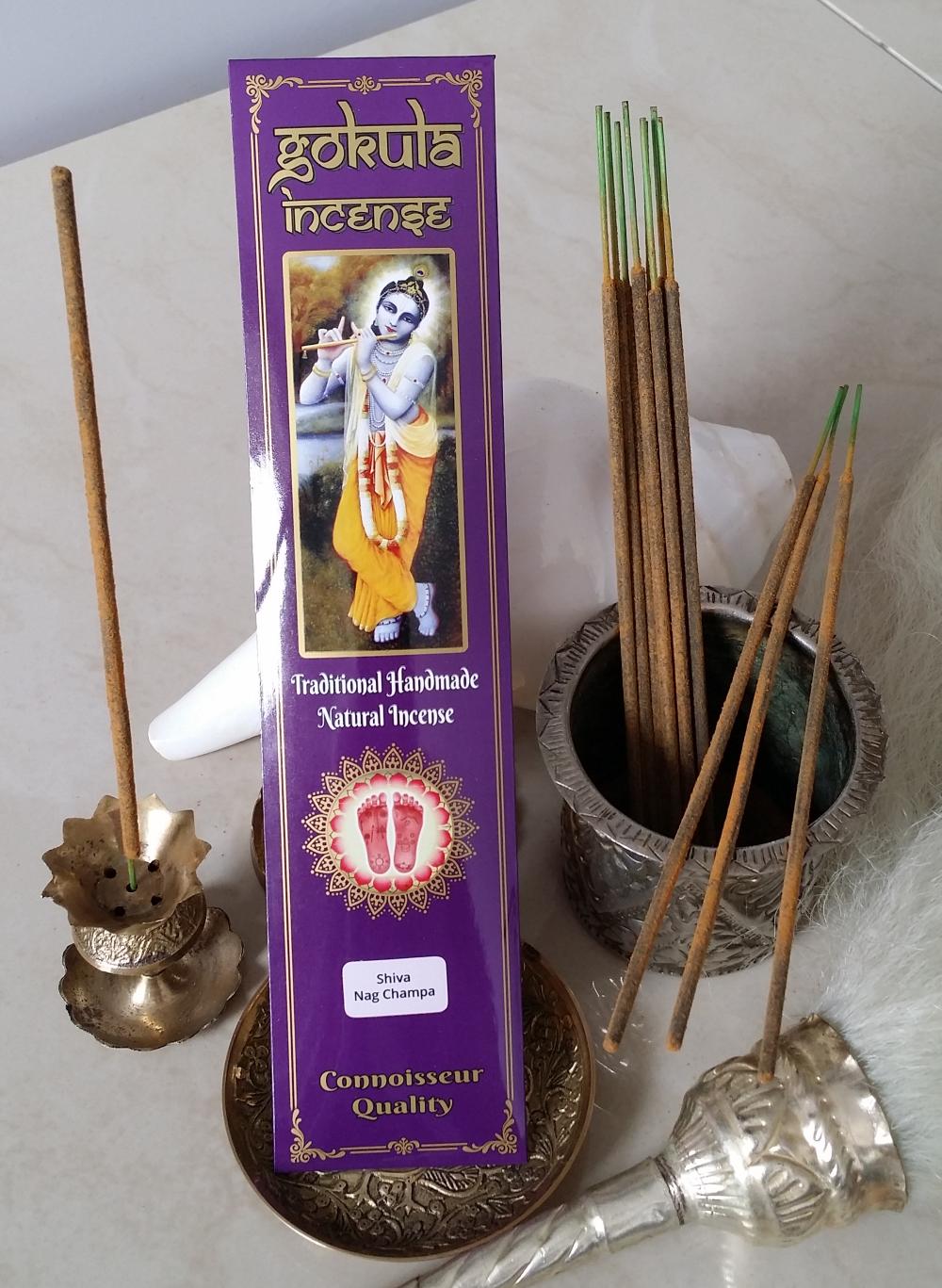 Shiva Nag Champa Incense Sticks 20 Grams